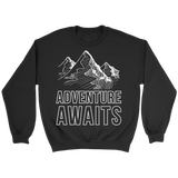 Adventure Awaits Sweatshirt - OWTwear