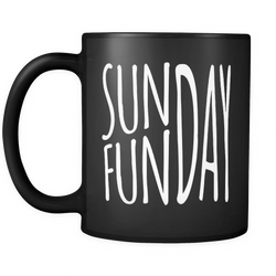 Sunday Funday Mug - OWTwear