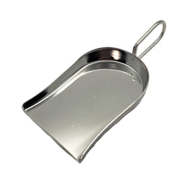 Bead scoop/ shovel. Great for scooping up loose stones, beads, pearls, findings, and more!