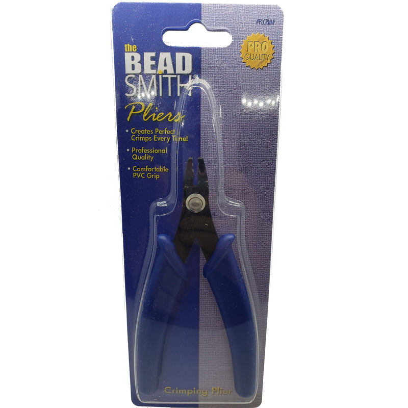Crimping Pliers by The Bead Smith. For crimp beads & tubes 2-3mm in outside diameter