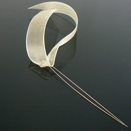 "5"" long Big Eye/ Wide Eye needles, 4 ct."