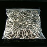 4  x 4 inch, 2 mil. thick,  zip top reclosable storage bags, 100 pcs