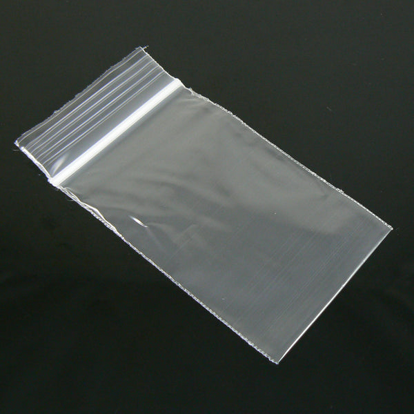 2 x 3 inch zip top reclosable storage bags, 100 pcs