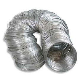 "1.75"" diameter stainless steel bracelet memory wire, 1 oz. (approx 70 loops)"