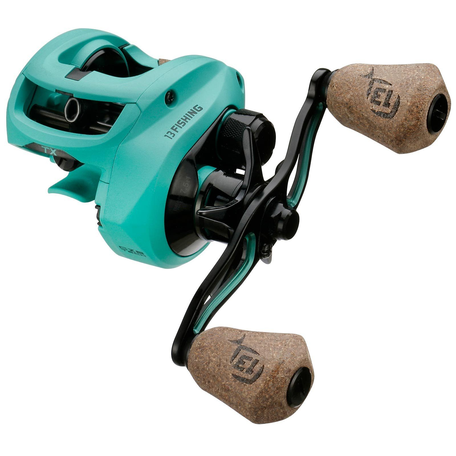 13 Fishing Concept TX Gen 2 Low-Profile Casting Reel Low Profile 13 Fishing