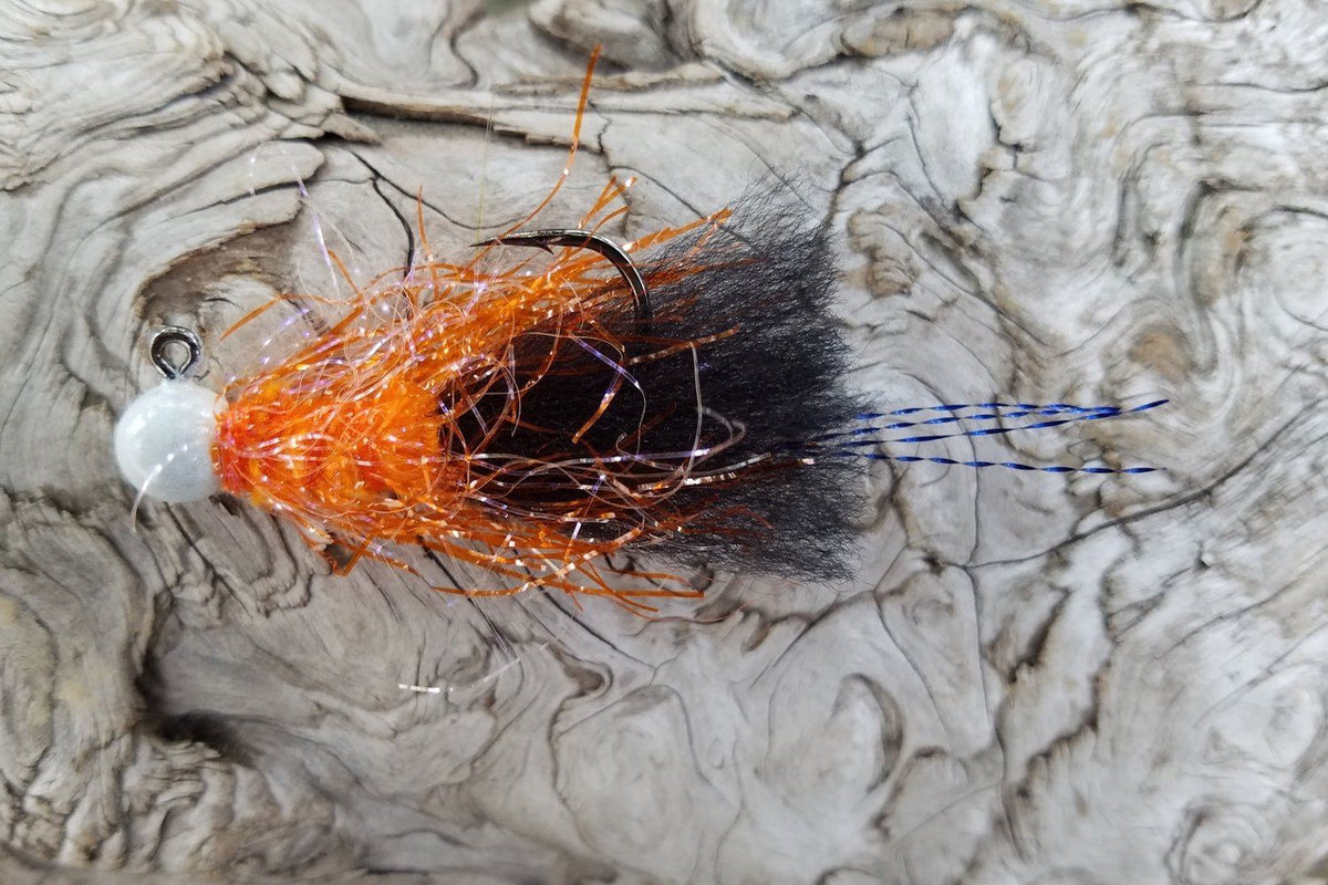 Bobber Down UV Krusty Jigs Jig Head & Jigs Bobber Down Jigs 1/8oz Sunset