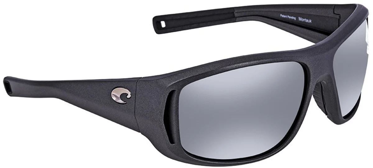 Costa Sunglasses Sunglasses Costa Montauk Steel Gray Metallic Mirror CPR 580G