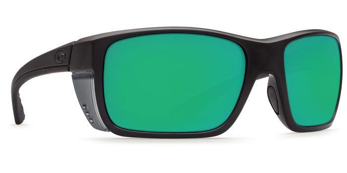 Costa Sunglasses Sunglasses Costa Rooster Blackout Green Mirror 580G