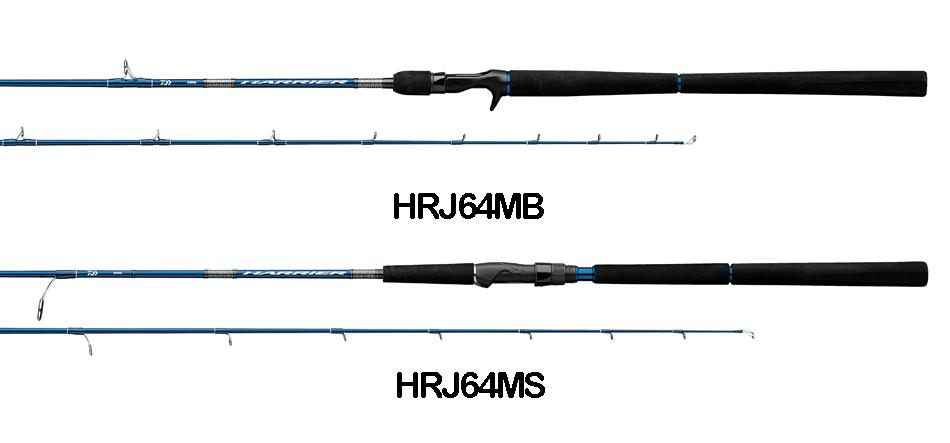 Daiwa Harrier Jigging Rods Saltwater Boat Rods Daiwa