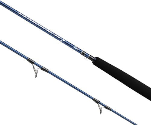 Daiwa Harrier-X Jigging Conventional Rods (NEW) Saltwater Boat Rods Daiwa