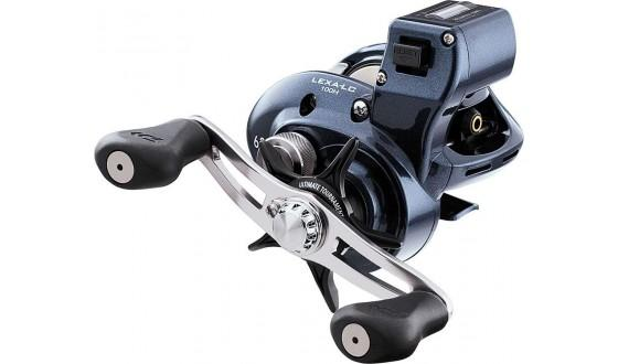 Daiwa Lexa #100 Line Counter Reels Low Profile Daiwa