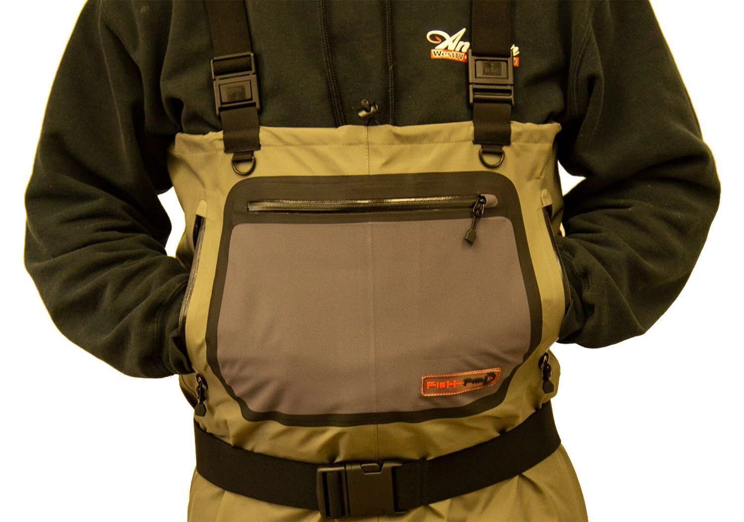 FISH-FIELD BREATHABLE Chest Waders Waders Fish-Field