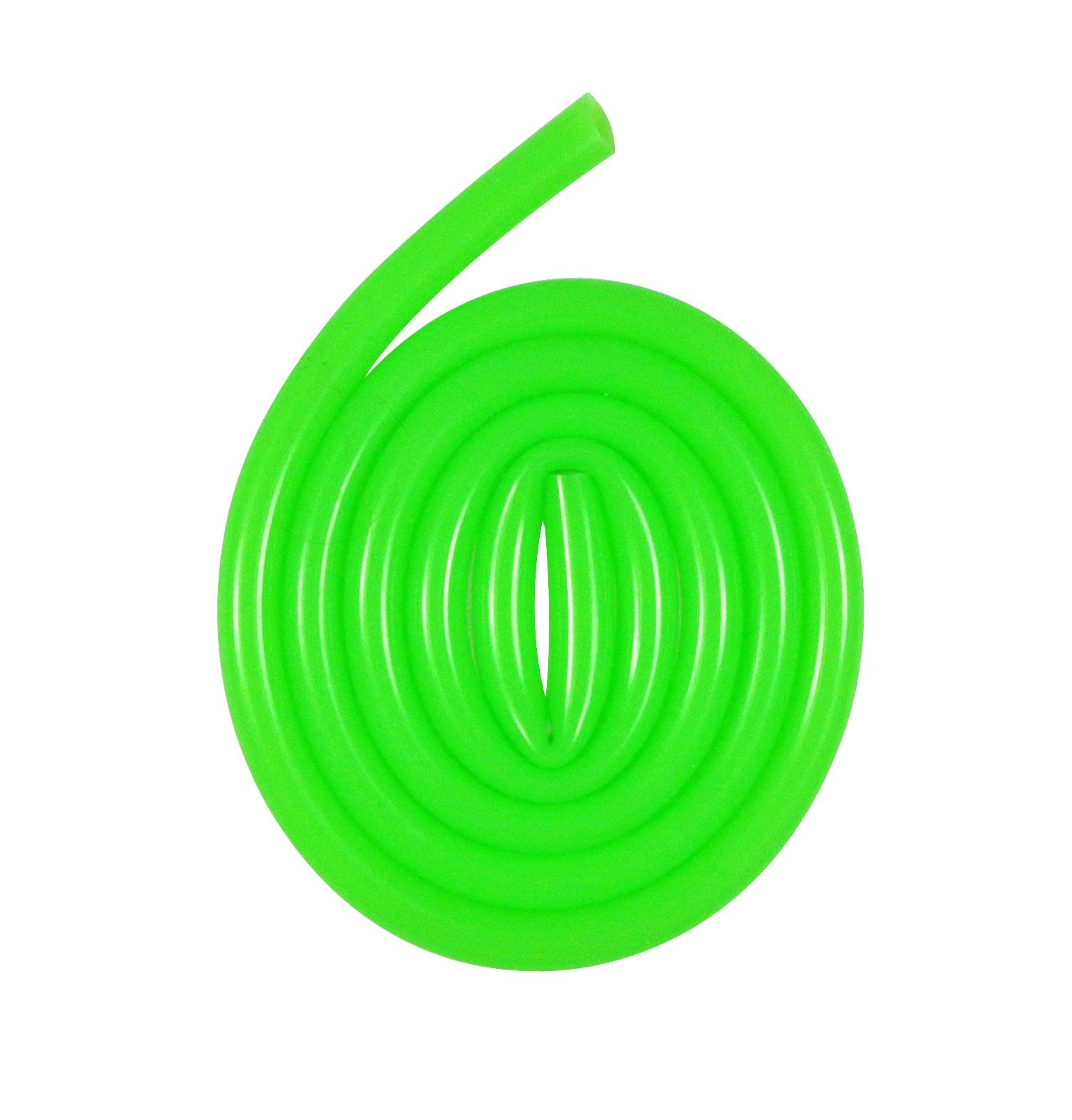 Fish-Field Silicone Lure Tubing - Lure Building Components & Materials Fish-Field Green