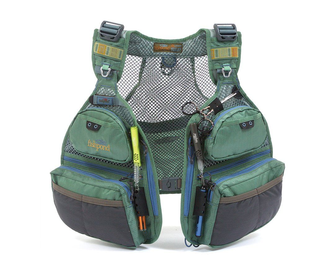 FISHPOND MUCHACHA WOMEN'S TECH VEST Packs and Vests Fishpond