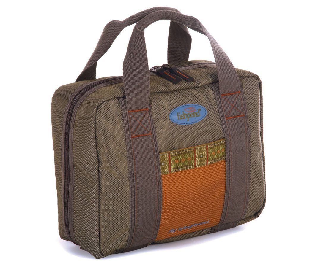 FISHPOND ROAD TRIP FLY TYING KIT GEAR BAGS FISHPOND