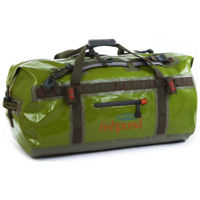FISHPOND WESTWATER LARGE ZIPP DUFFEL Packs & Bags FISHPOND
