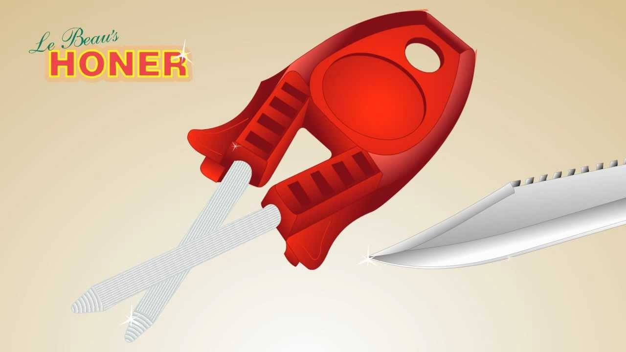 LeBeau's Hunter Honer Tools Le Beau's