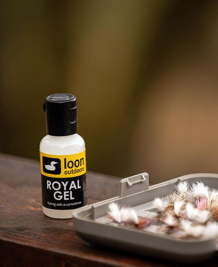 Loon Outdoors Royal Gel Fly Tying Materials Loon Outdoors