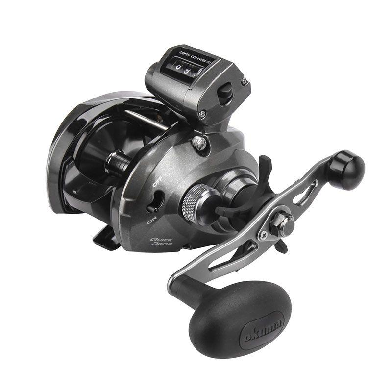 Okuma Convector Low Profile Line Counter Reel (2020 new) Low Profile Okuma