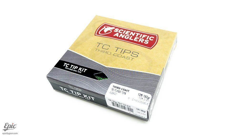 Scientific Anglers TC TIPS THIRD COAST - TC TIP KIT - 5 CHANGEABLE Fly Line Scientific Anglers
