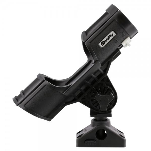 Scotty NO. 400 ORCA ROD HOLDER WITH LOCKING COMBINATION SIDE/DECK MOUNT Rod Holders Scotty