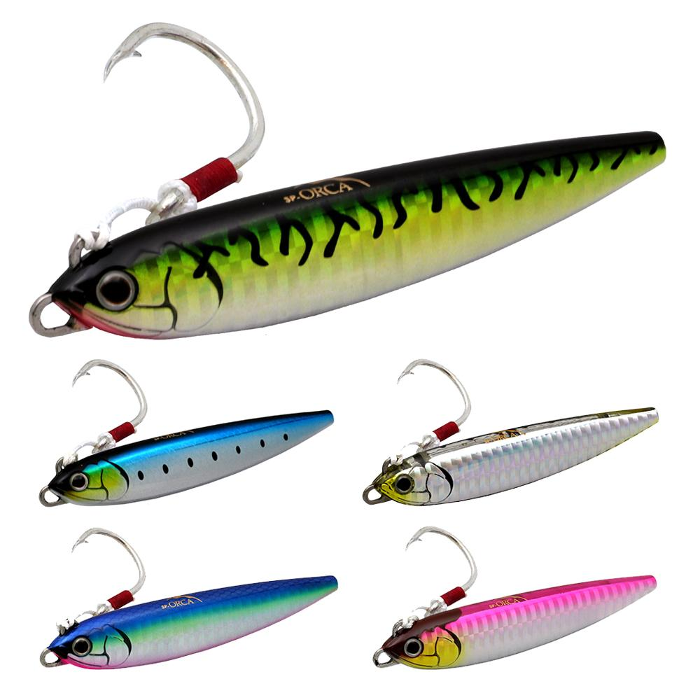 Shimano SP-Orca Baby 90mm Sinking Lure Metal Lure Shimano