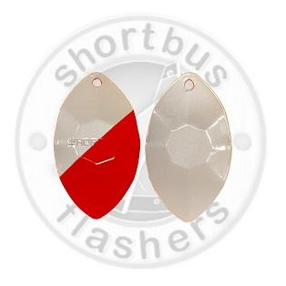 Shortbus Tyee Spinner Blades - NEW Spinners & Blades Shortbus Coast Guard