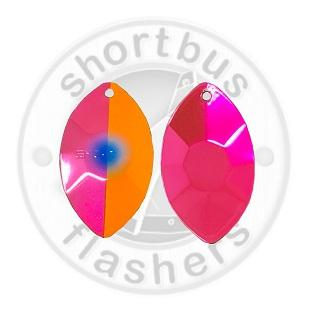 Shortbus Tyee Spinner Blades - NEW Spinners & Blades Shortbus Godfather