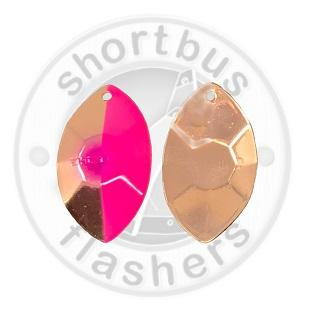 Shortbus Tyee Spinner Blades - NEW Spinners & Blades Shortbus Hussy