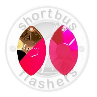 Shortbus Tyee Spinner Blades - NEW Spinners & Blades Shortbus Side Chick