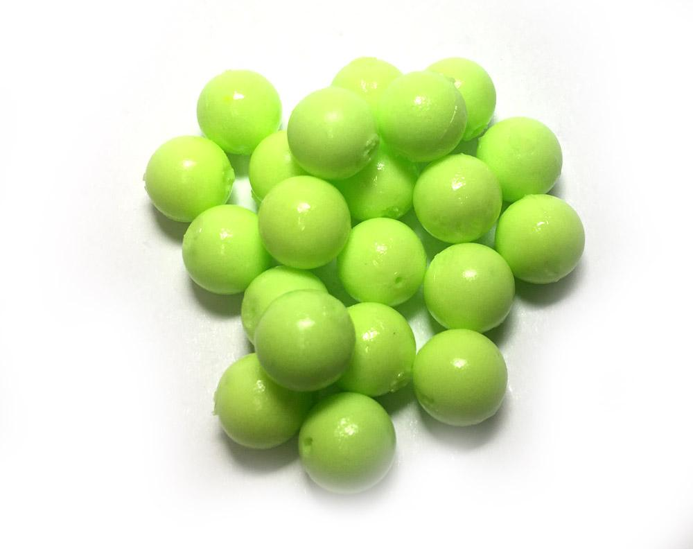 Thirsty Scent-Flo Beads Beads Thirsty Lime 14mm