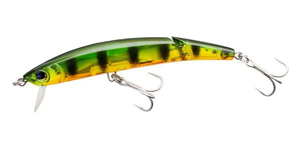 Yo-Zuri CRYSTAL 3D MINNOW™ DEEP DIVER JOINTED Hard Plastick Lures Yo-Zuri Perch