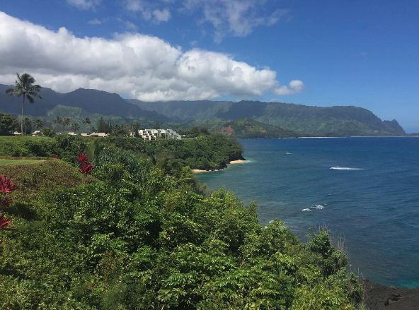 What is the best month to travel to Kauai?