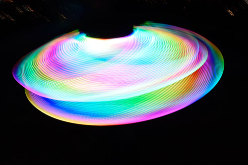 OmniVerse LED Smart Hoop - 3/4