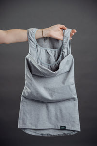 the baby pouch - Light Grey