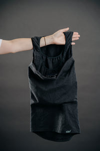 the baby pouch - Charcoal Marl