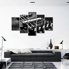 Acoustic Guitar Strings Wall Art Decor Painting Print Poster Canvas