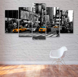 times square nyc wall art canvas