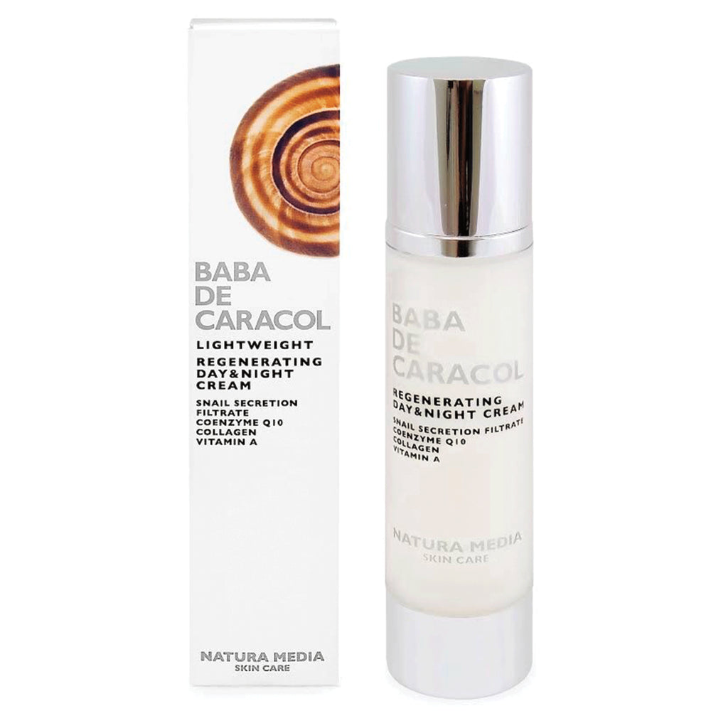 Baba de Caracol - Day & Night Cream
