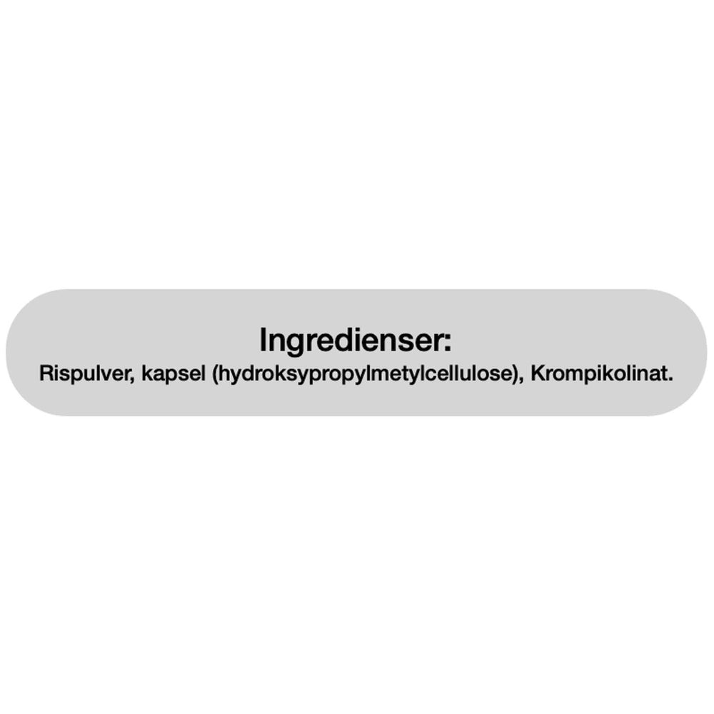 Ingredienser Bio Life Krom