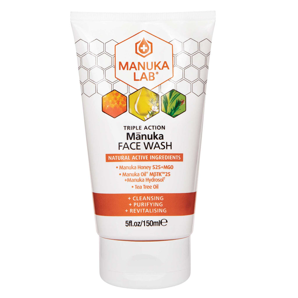 Manuka Lab Face Wash 150ml