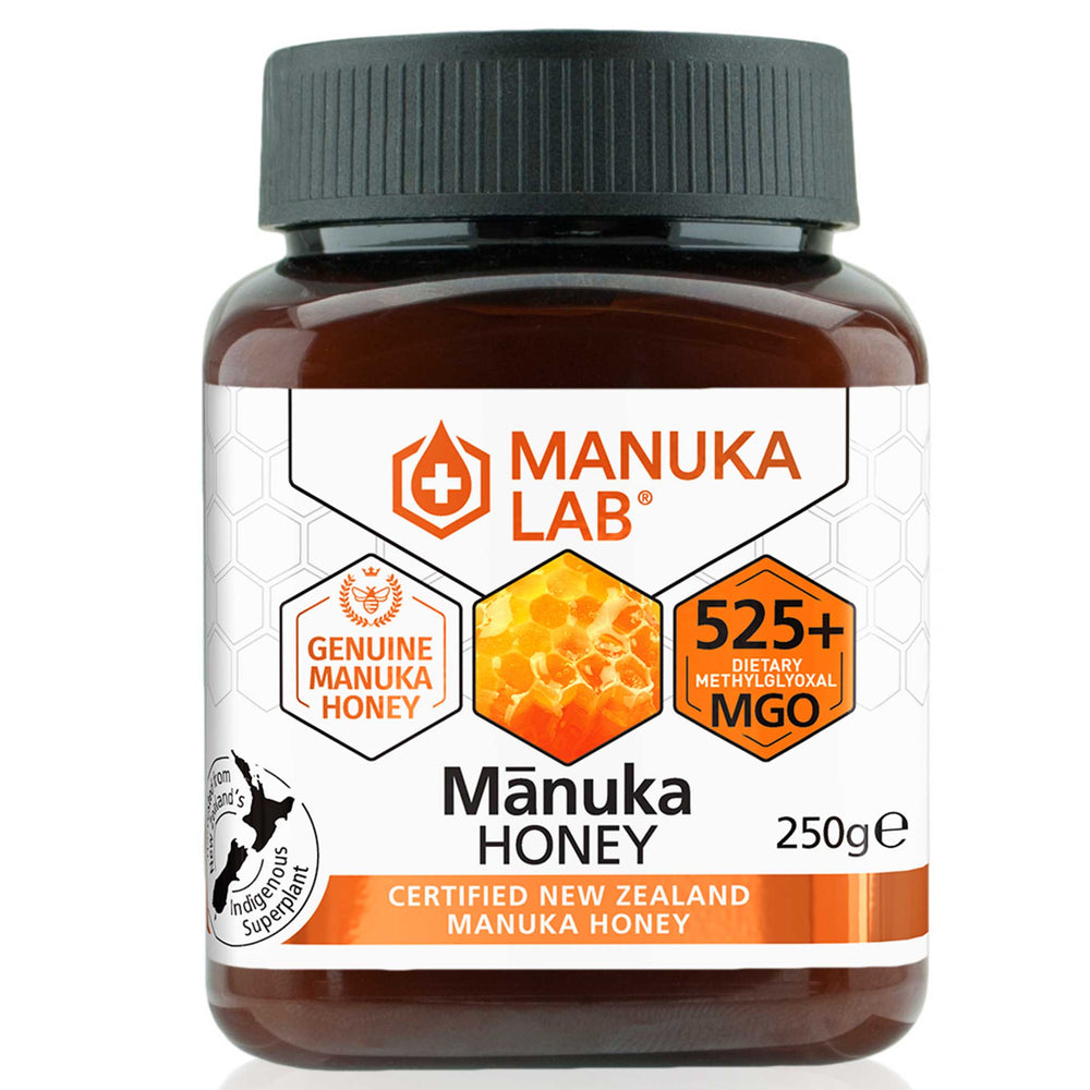Manuka Labs Honey 525+ MGO
