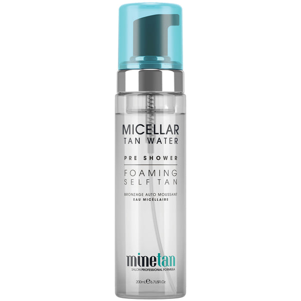 Minetan Micellar Water Self Tan