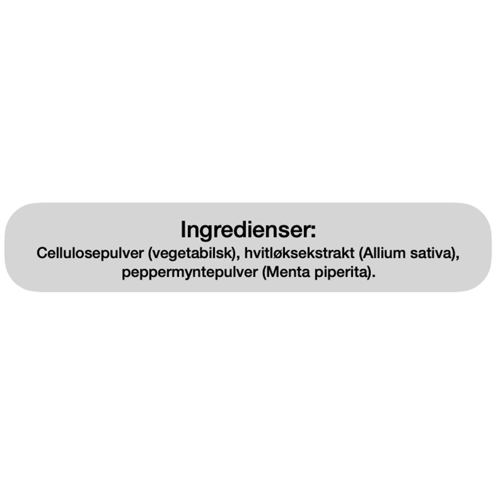 Ingredienser Nasaleze Virus Blocker