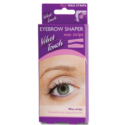 Velvet Touch Eyebrow Shaper
