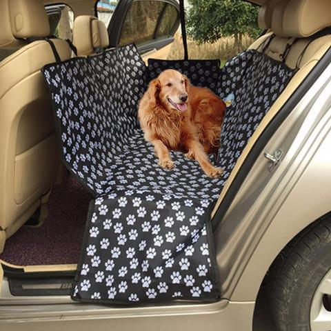 Enthusiastic Classical Vertical Stripes Pet Dog Car Seat Cover Pad Pet Rear Seat Cushion Mat Blanket Hammock Safe Dog Car Seat Back Protector 100% Guarantee Automobiles & Motorcycles