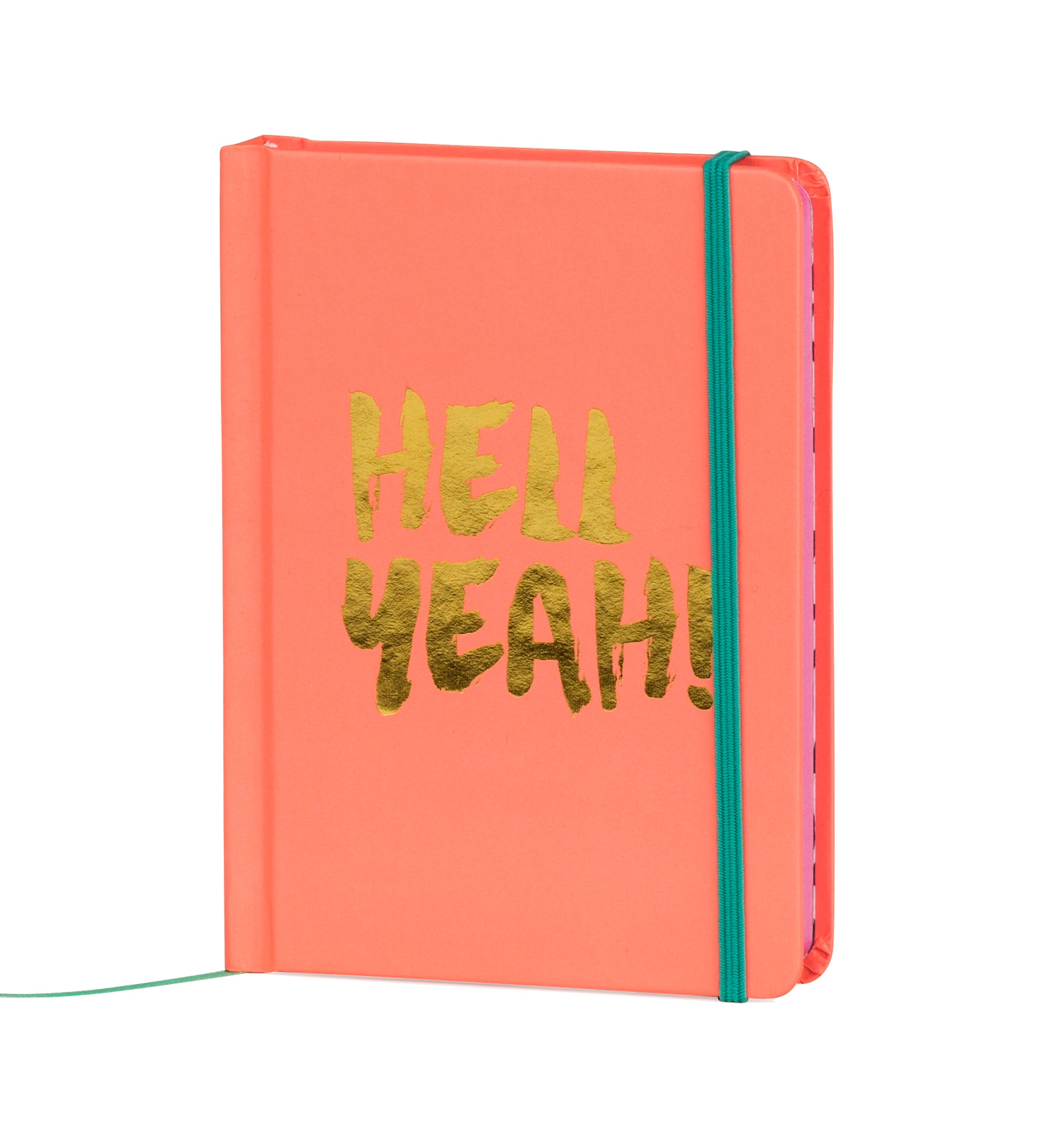 "Notebook ""Hell Yeah !"""
