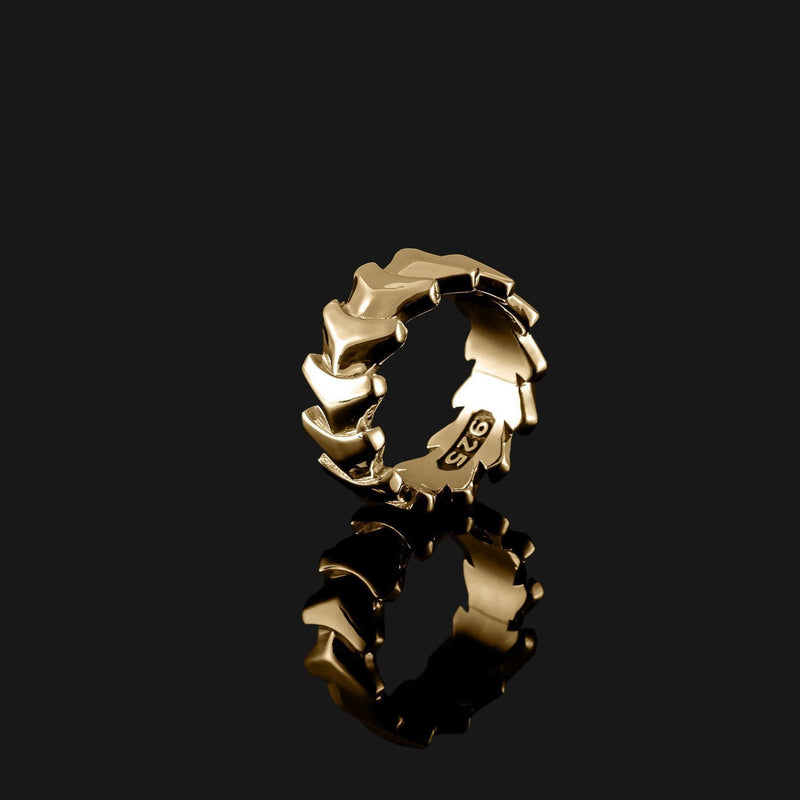 Kudos Gold Ring #3-Ring-Seekers Luxury-Seekers Luxury