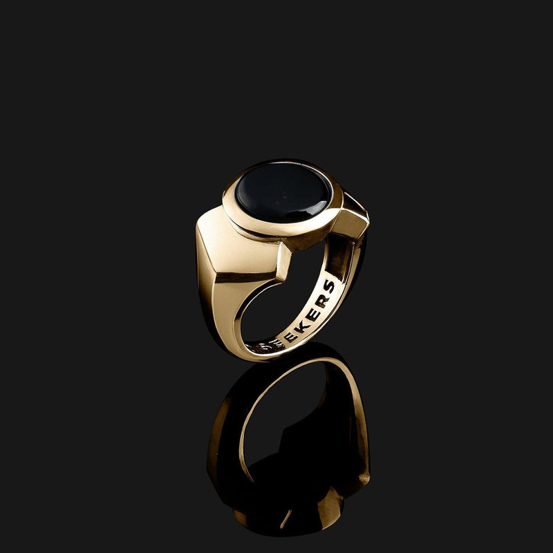 Kudos Gold Ring-Ring-Seekers Luxury-Seekers Luxury