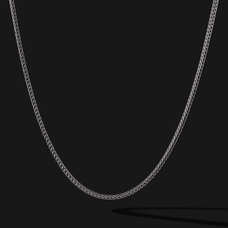 Mole Black Gold Chain-Chain-Seekers Luxury-26in - 66cm-Seekers Luxury